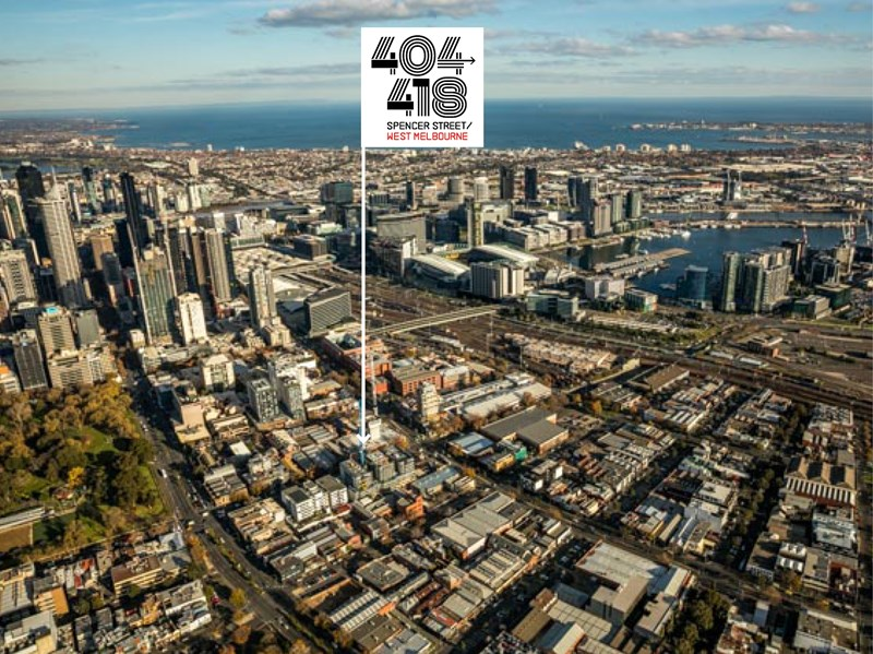404-418 Spencer Street WEST MELBOURNE VIC 3003