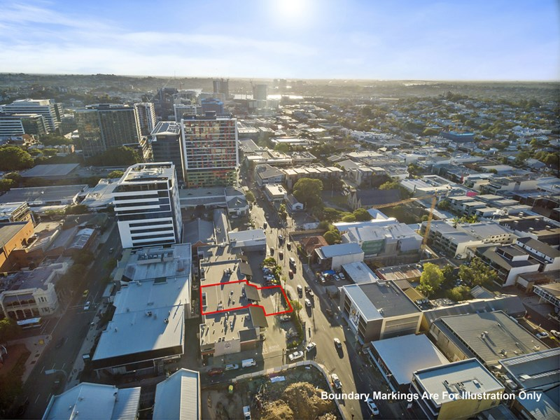 60 McLachlan Street FORTITUDE VALLEY QLD 4006
