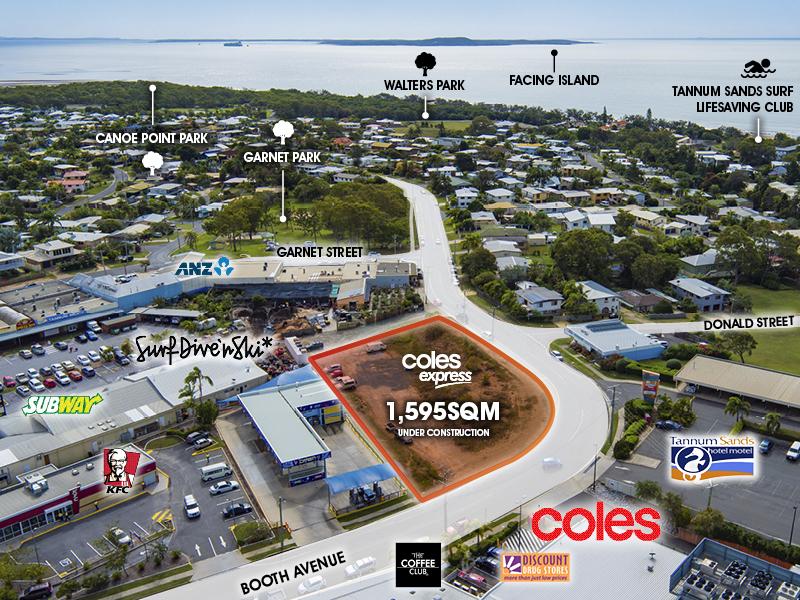 5 - 7 Booth Avenue TANNUM SANDS QLD 4680
