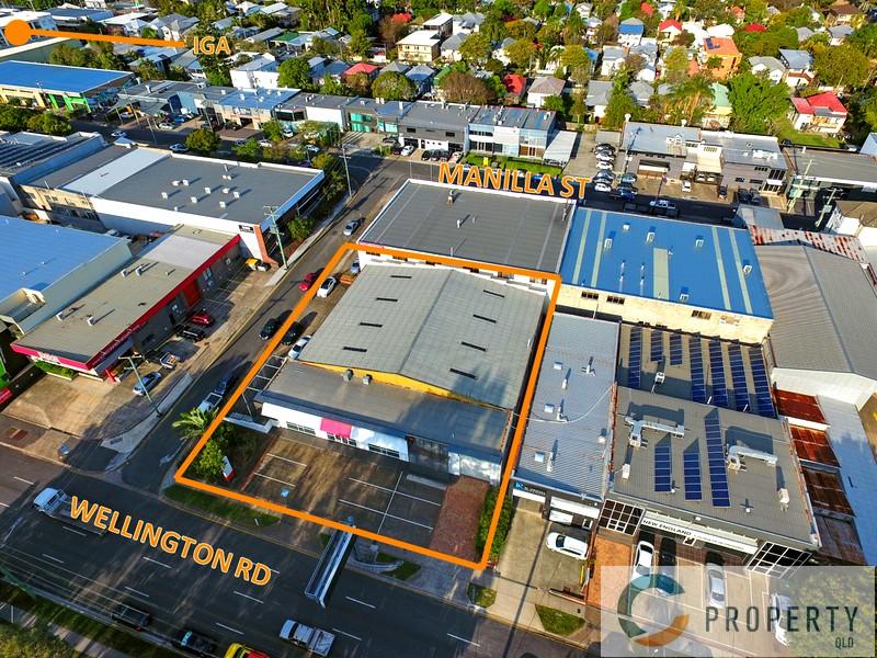 163 Wellington Road EAST BRISBANE QLD 4169