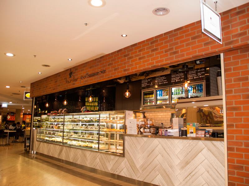 Wynyard Station Sydney Food Court