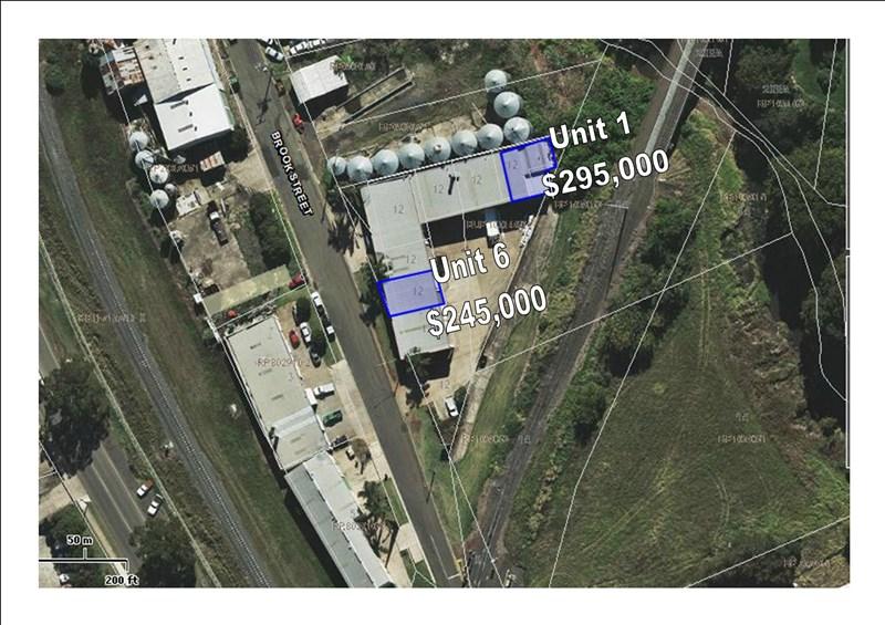 Unit 6/12 Brook Street NORTH TOOWOOMBA QLD 4350
