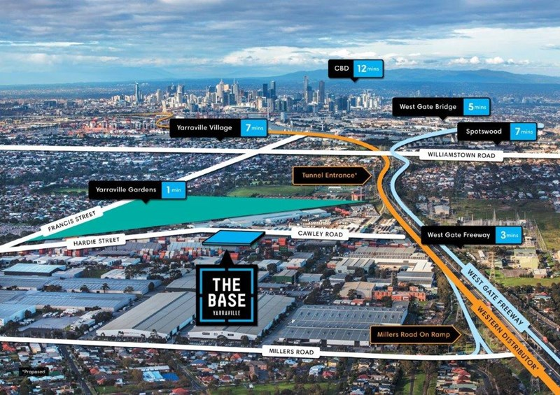 Lot 40/10 Cawley Road YARRAVILLE VIC 3013