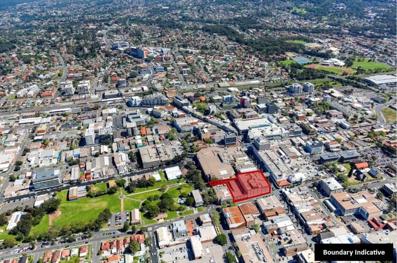 163-177 Crown Street & 80 Church Street WOLLONGONG NSW 2500