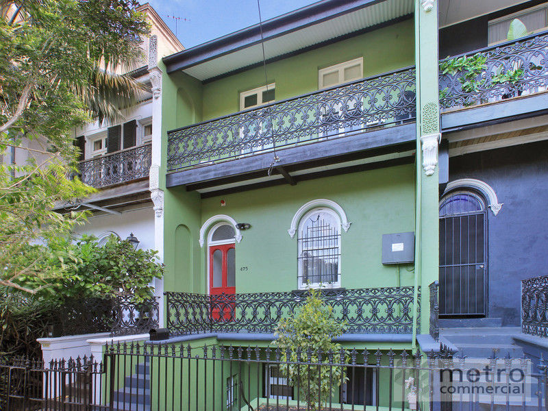 475 South Dowling Street SURRY HILLS NSW 2010