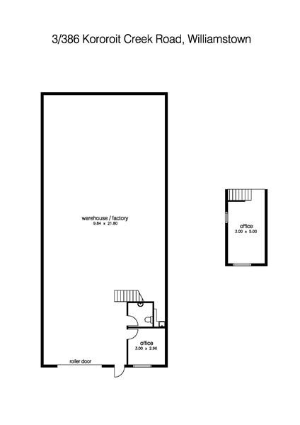 3/386/ Kororoit Creek Road WILLIAMSTOWN VIC 3016