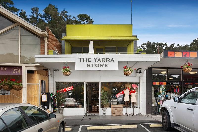 270-272 Yarra Street WARRANDYTE VIC 3113