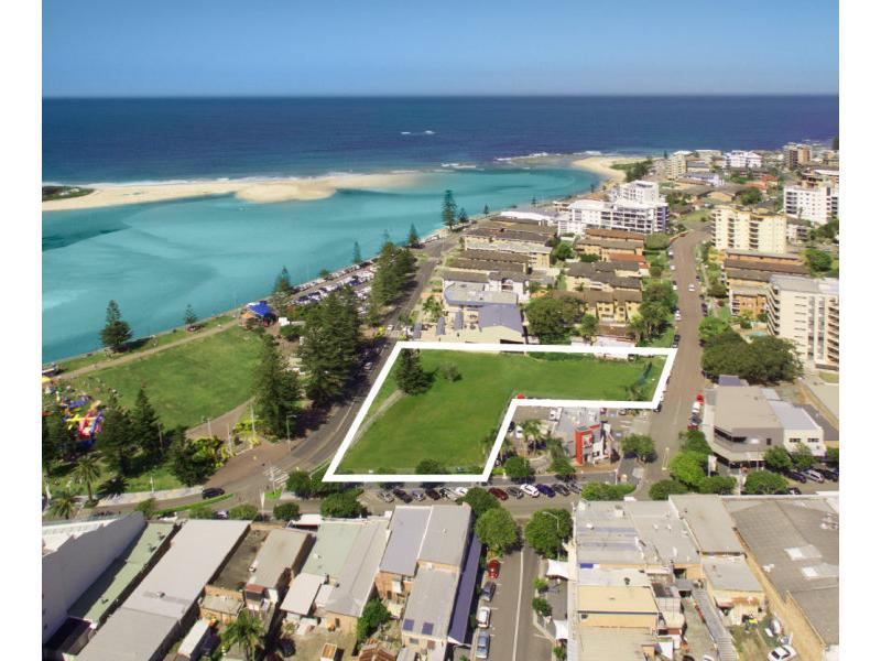 Marine Parade, Ocean Parade & The Entrance Road THE ENTRANCE NSW 2261