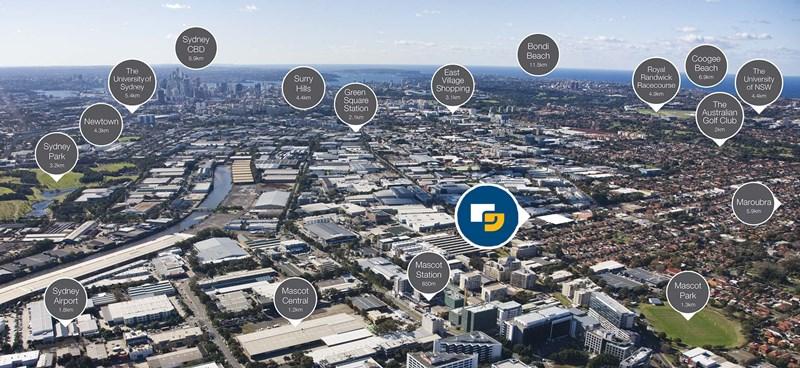 563-567 Gardeners Road MASCOT NSW 2020