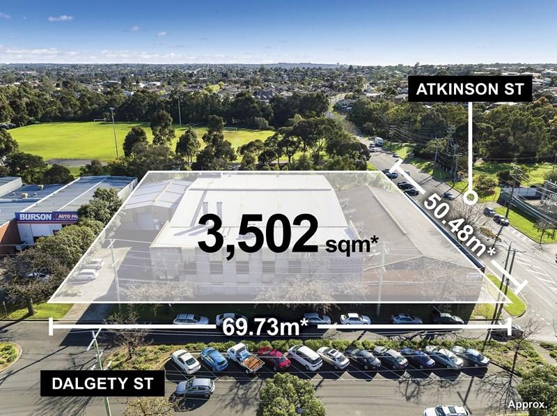 35-41 Dalgety St (Cnr Atkinson St) OAKLEIGH VIC 3166