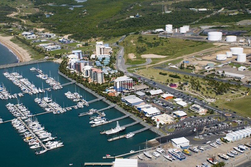 1 Mackay Marina Village and Shipyard MACKAY HARBOUR QLD 4740