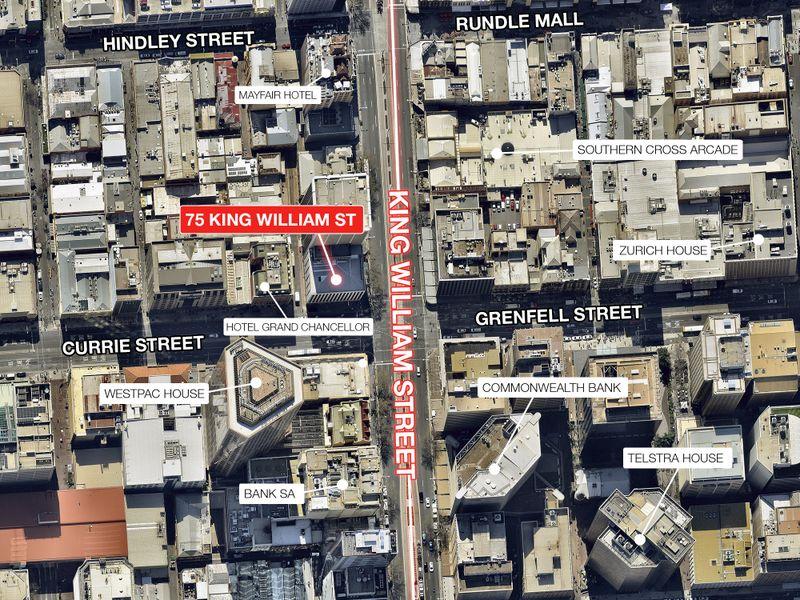 75-79 King William Street ADELAIDE SA 5000
