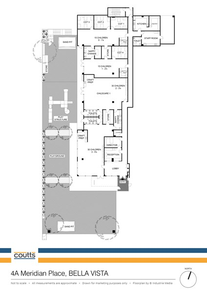 Lot 1/4A Meridian Place BELLA VISTA NSW 2153