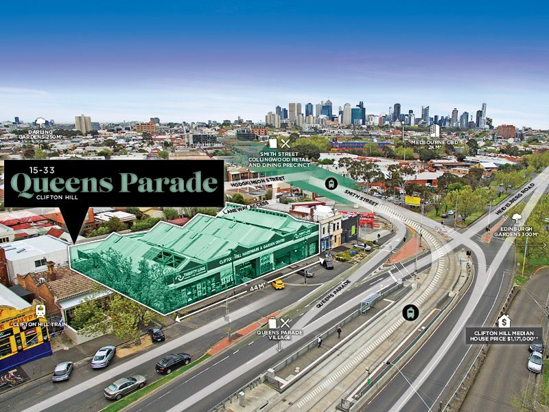 15-33 Queens Parade CLIFTON HILL VIC 3068