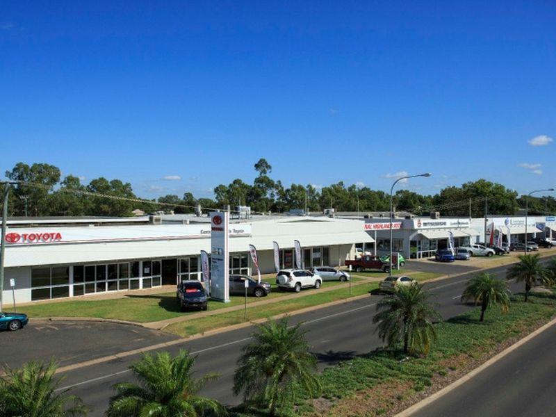 29-41 Hospital Rd (Cnr Hospital Rd & Brief St) EMERALD QLD 4720