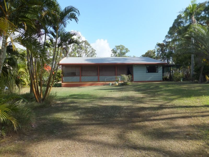 32 ONOPRIENKOS ROAD GREGORY RIVER QLD 4660