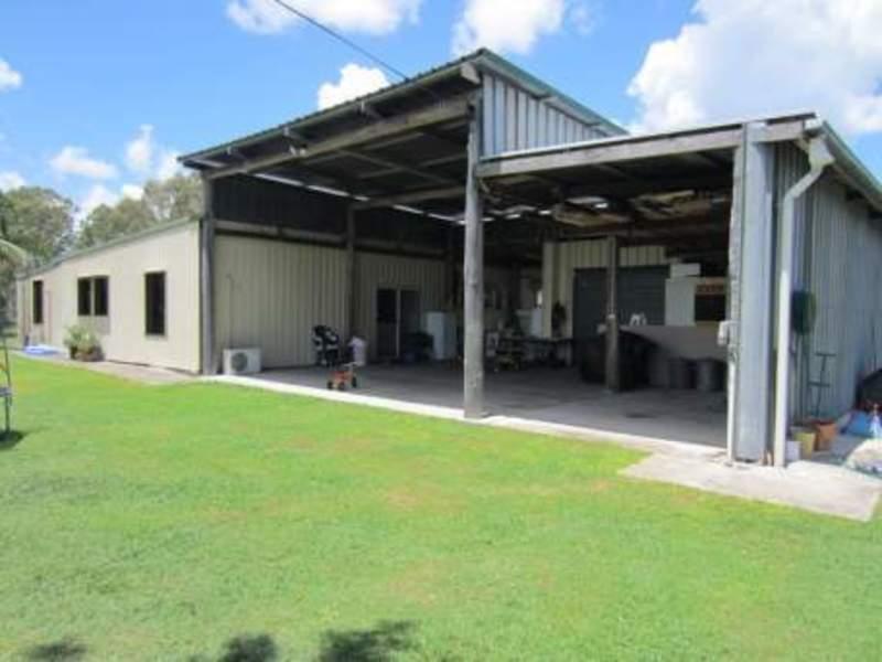 186 Dahls Road COLOSSEUM QLD 4677