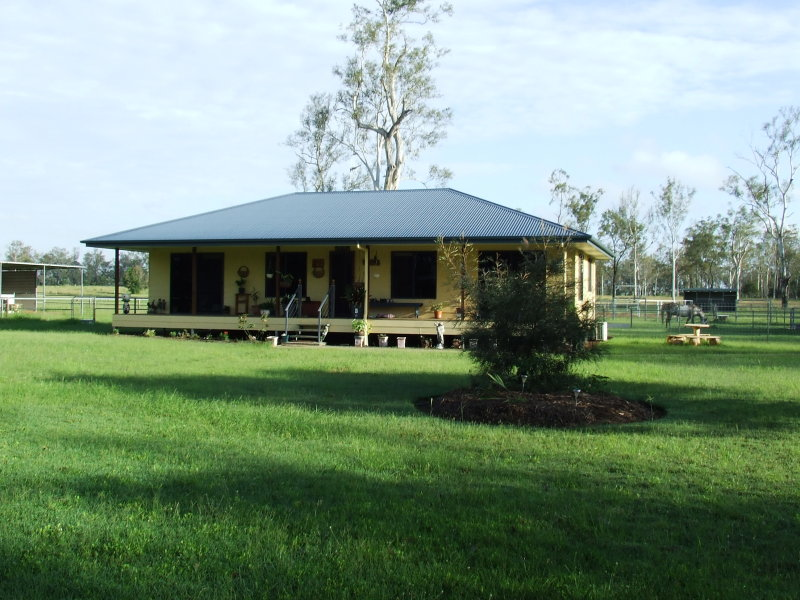 62 Currajong Farms Road WALLAVILLE QLD 4671