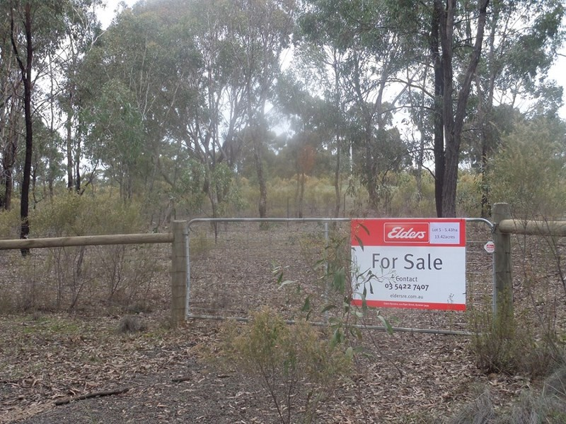 Lot 5 Youngs Lane TOOBORAC VIC 3522