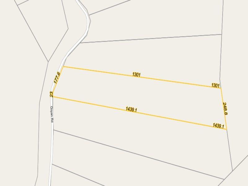 Lot 5 Goyan Road GIN GIN QLD 4671