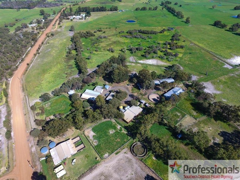 442 Brookdale Rd NORTH BOYANUP WA 6237