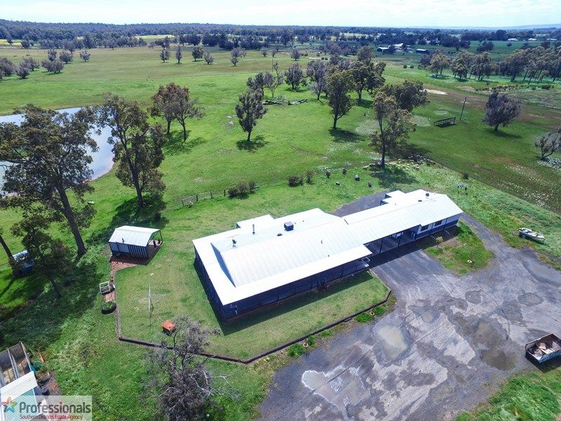 Lot 4, 218 Boyanup Road West STRATHAM WA 6237
