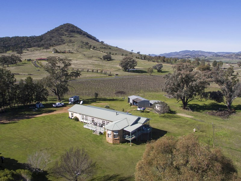 196 Rocky Waterhole Road MUDGEE NSW 2850