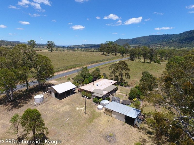 11439 Mount Lindesay Road KOREELAH NSW 2476