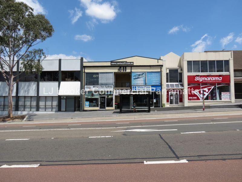 3 Level 1/411 Church Street PARRAMATTA NSW 2150