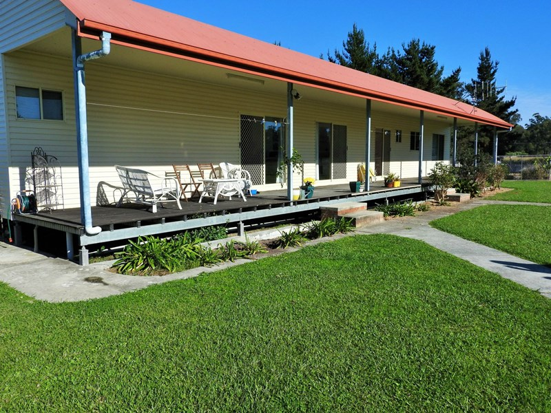 59a Kennedy's Gap Road COOLONGOLOOK NSW 2423