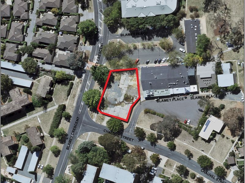 2 Blamey Crescent CAMPBELL ACT 2612