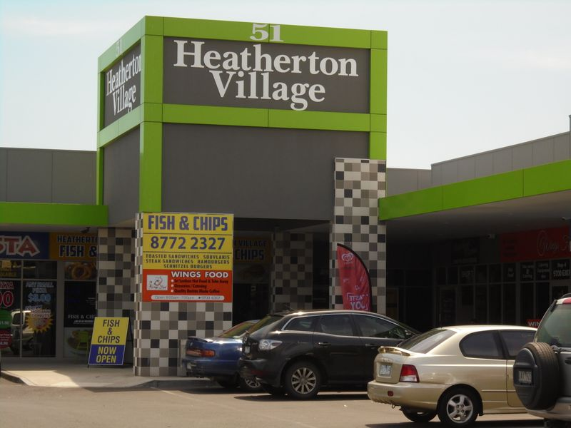 RESTAURANT/51 Heatherton Road ENDEAVOUR HILLS VIC 3802