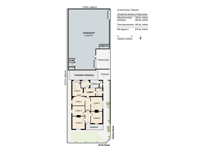 Office/32 Smith Street THEBARTON SA 5031