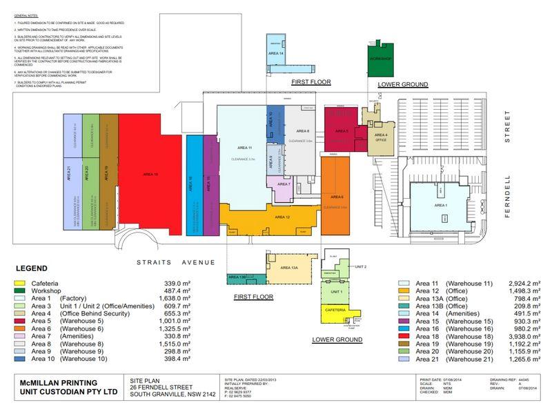 Warehouses 7-16/26 Ferndell Street GRANVILLE NSW 2142