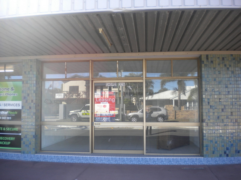 Shop 2 & 4 326 Shakespeare Street MACKAY QLD 4740