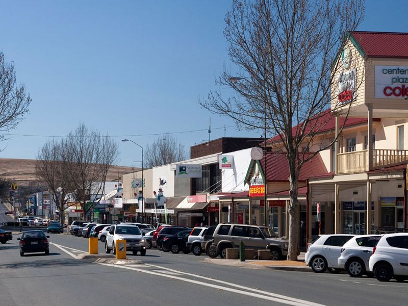 Shops 9 an/114 Sharp Street COOMA NSW 2630