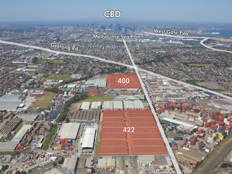 400 and 422 Somerville Road WEST FOOTSCRAY VIC 3012