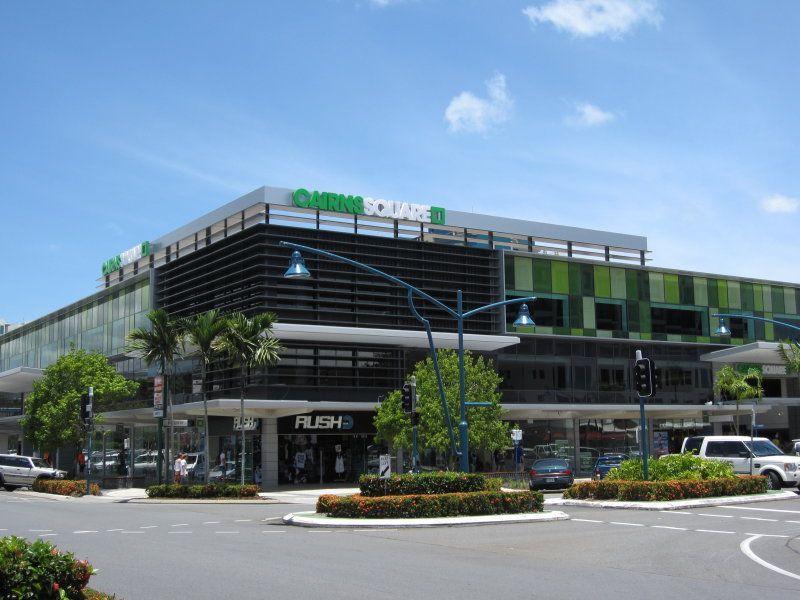 Cairns Square//42-52 Abbott Street CAIRNS QLD 4870