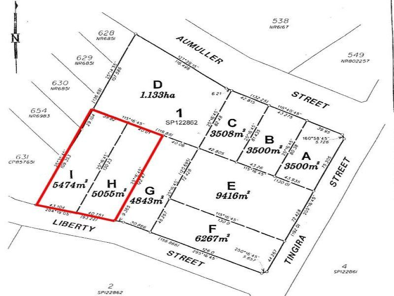 Lot 2 Liberty Street PORTSMITH QLD 4870