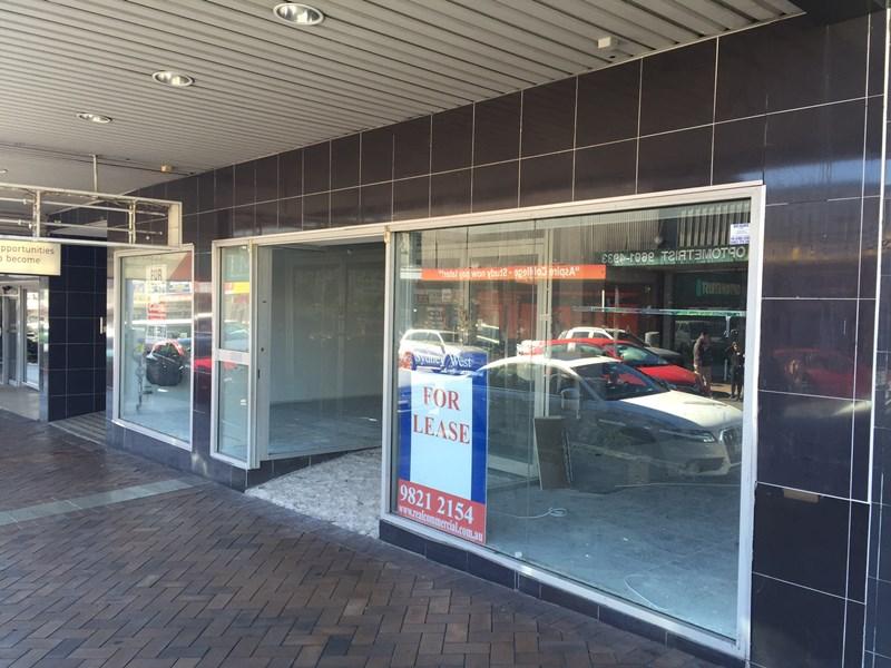 Shops 4 & /242-250 George Street LIVERPOOL NSW 2170