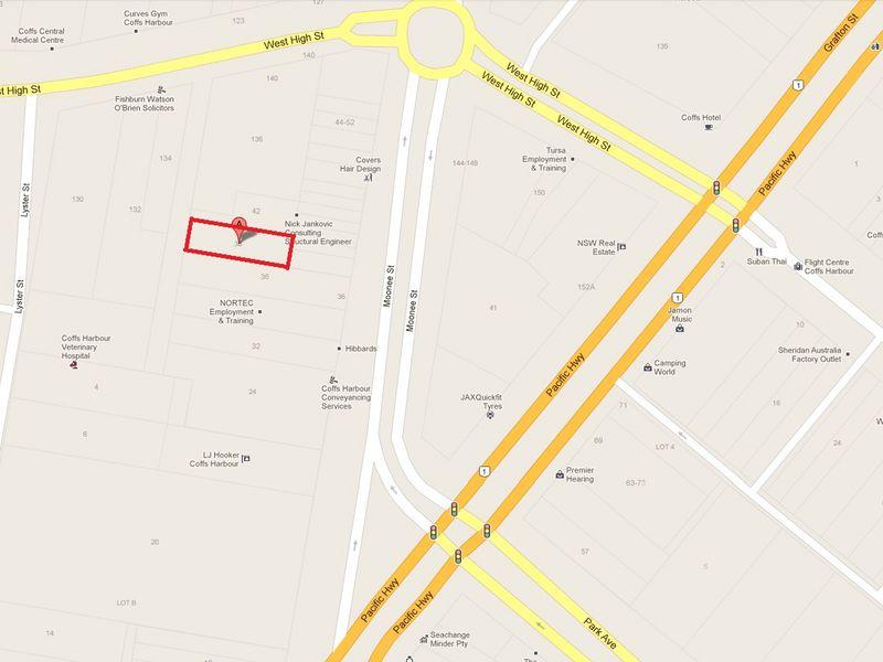 38 Moonee Street COFFS HARBOUR NSW 2450