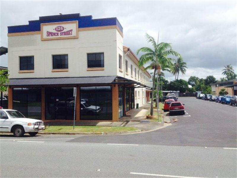124 Spence  Street CAIRNS QLD 4870