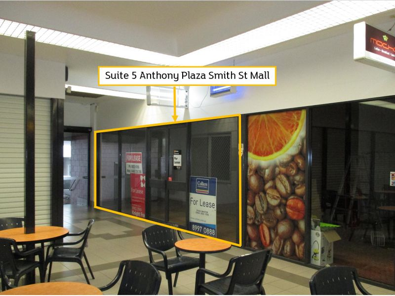 5/38 Smith Street Mall DARWIN NT 0800