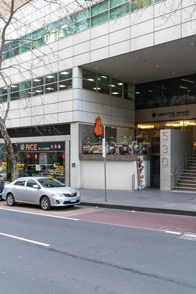 Ground/530 Lonsdale Street MELBOURNE VIC 3000