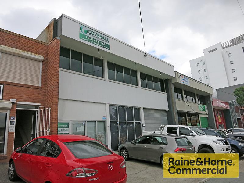 Brookes Street BOWEN HILLS QLD 4006