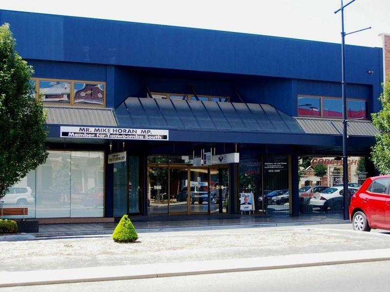 6/566 Ruthven Street TOOWOOMBA CITY QLD 4350