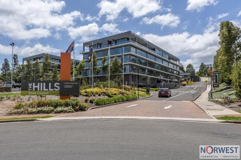Level 3/3 Columbia Court BAULKHAM HILLS NSW 2153