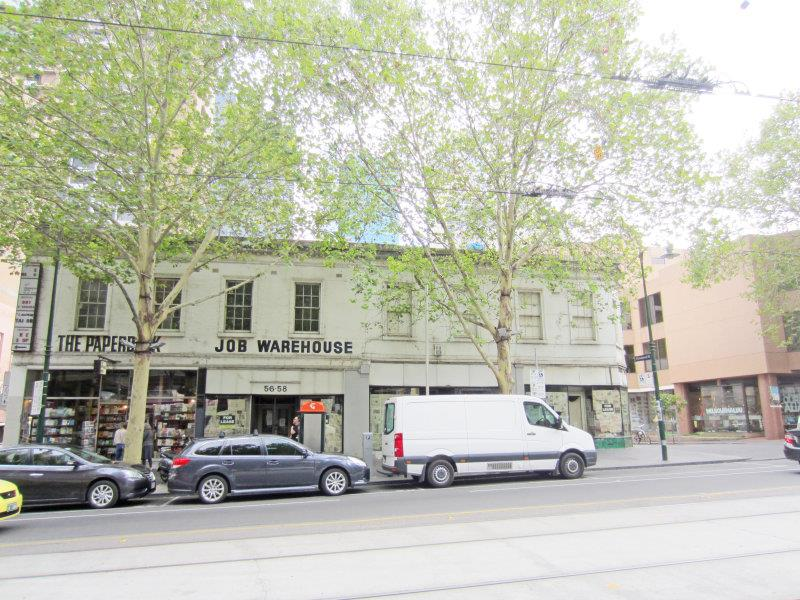 Shop  2/54-62 Bourke Street MELBOURNE VIC 3000