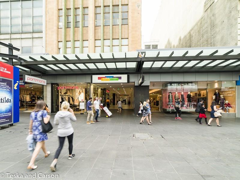 Shop 27A/309-325 Bourke Street MELBOURNE VIC 3000
