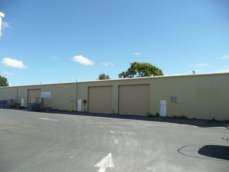 Shed E/16-18 Chapple Street GLADSTONE CENTRAL QLD 4680